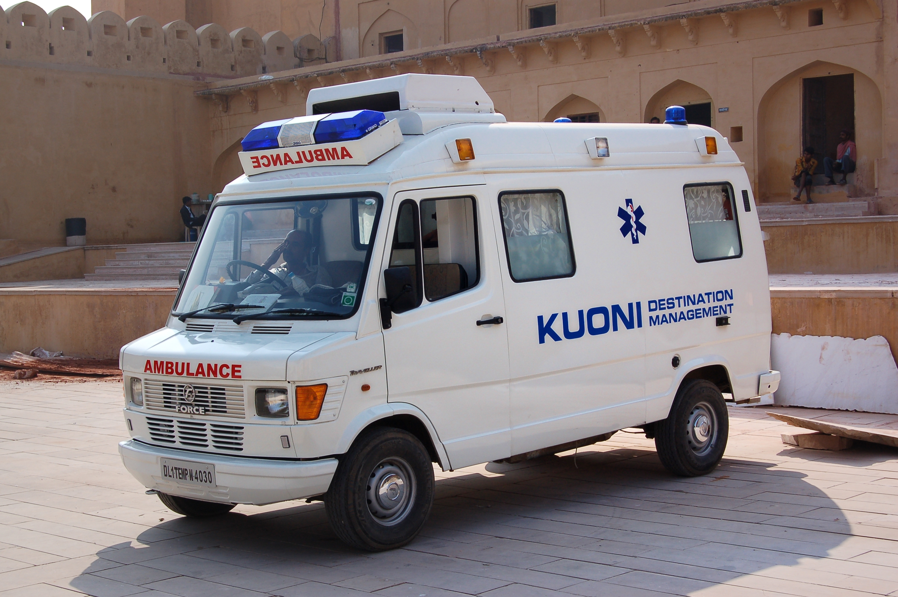 Ambulance Service in Chandigarh