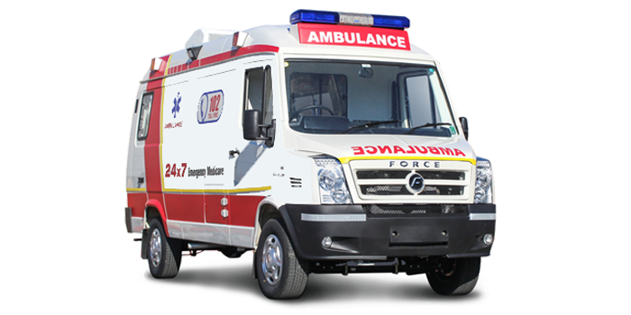ambulance service in mohali