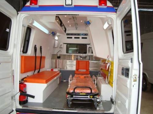 best ambulance service in panchkula