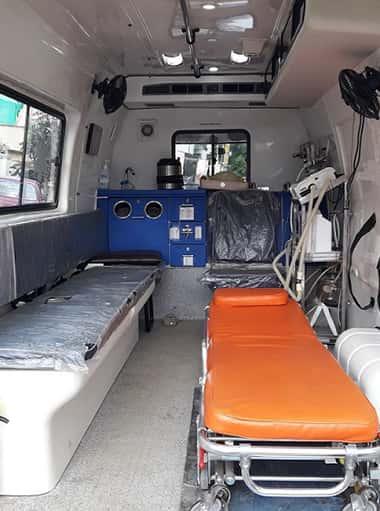 Gurdeep Ambulance Service With Bentiliter